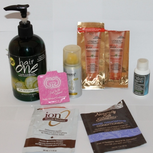 ProductEmpties1HairCare